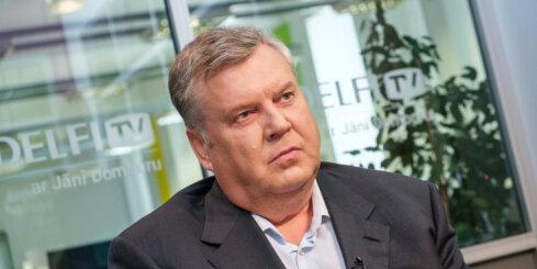 'Delfi TV ar Jāni Domburu': Urbanovičs par 'Saskaņu' kā Ždanokas partijas ķīlnieku, dēmoniem un 'politologiem'