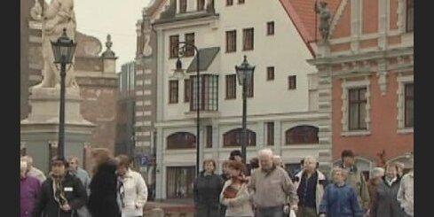 Rīgā atklāj tūrisma sezonu