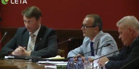 Politiķi diskutē par tiesas spriedumu Liepājas pedofilu lietā