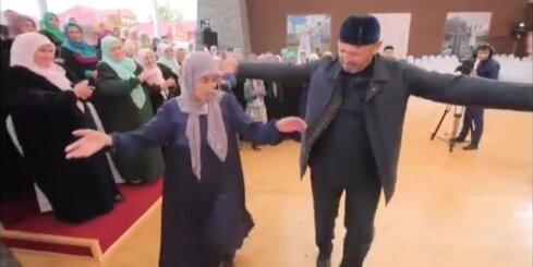 Ramzana Kadirova brāļadēla kāzas