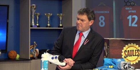Uzlecošā šosejas riteņbraukšanas cerība Emīls Liepiņš, kurš pārliecināts, ka kļūs par Pasaules čempionu, stāsta par savu jauno komandu