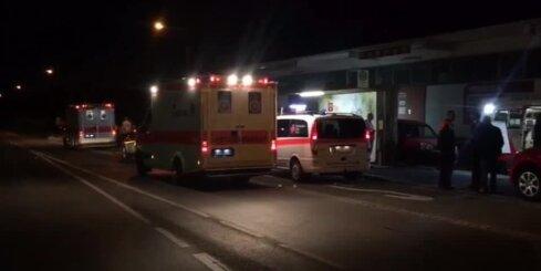 Vācijā vīrietis ar cirvi vilcienā ievaino vairākus cilvēkus