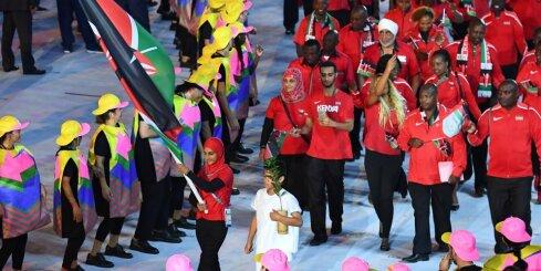 Кенийские спортсмены не могут уехать из Рио