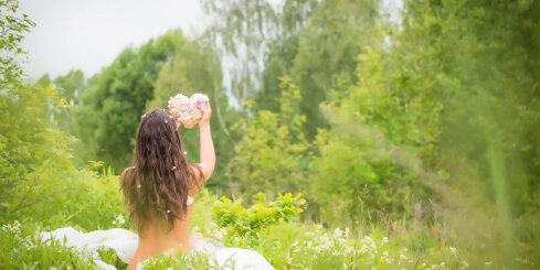 Simona Kārkliņa: mīlestības meditācijas palīdz atvērt sirdi