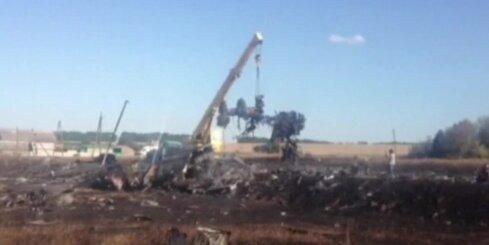 Zenītraķešu iekārta, ar kuru notriekts MH17, separātistiem piegādāta no Krievijas
