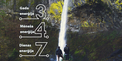 21. janvāra numeroloģiskais dienas fons