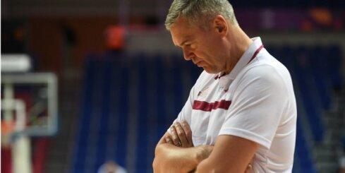 Багатскис может оставить пост главного тренера сборной Латвии