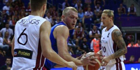 Латвия — самая результативная команда Евробаскета перед четвертьфиналами