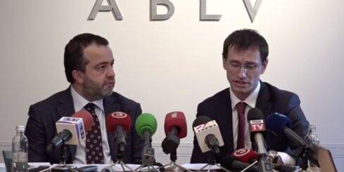 'ABLV Bank' daļēji atjaunojusi pieeju infrastruktūrai un pārdod vērtspapīrus tirgū