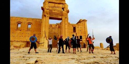 Sīrijā nopostīts vēl viens templis