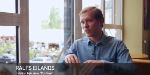 'Positivus 10x10': Dziedātājs Ralfs Eilands par festivālu