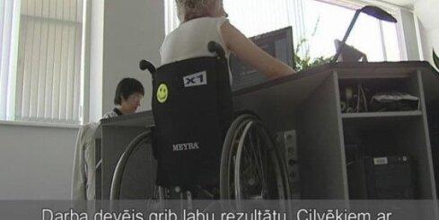 Kopā [21.07.09.] Invalīds darba tirgū