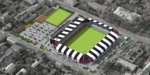 'Futbola mājas' projekts izgāžas – Rīgas dome atgūst savā īpašumā stadiona zemi