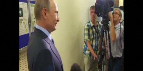 Putins G7 līderiem novēl 'labu apetīti'