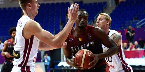 Порзиньгис и Тимма уничтожили Бельгию: Латвия одержала первую победу на Евробаскете