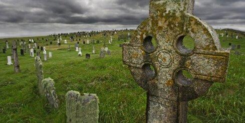 Samhain – ķeltu veļu vakars, no kā radies Helovīns
