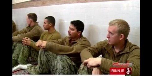 Kā Irānas Revolucionārā gvarde aizturēja amerikāņu jūrniekus