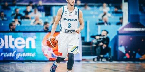 Video: Gorans Dragičs 'uguņo' un slovēņi uzvar