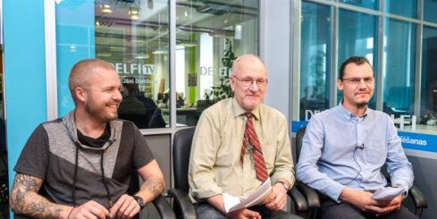 'Delfi TV ar Jāni Domburu': Jelgava – pilsēta bez vīzijas; Rāviņam jāprot aiziet ar godu
