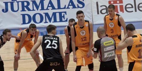 'OlyBet' basketbola līga: 'Betsafe/Jūrmala' - 'Jēkabpils/SMScredit.lv'. Labākie momenti (21.11.2018.)