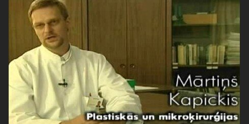 'Latvija var': mikroķirurgs Mārtiņš Kapickis