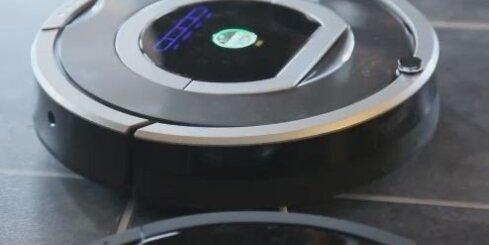 Iepazīstamies ar iRobot Roomba 780