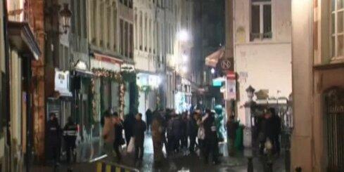 16 человек арестованы в Бельгии во время спецоперации