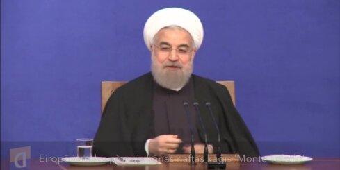 Eiropā ierodas pirmais Irānas naftas kuģis 'Monte Toledo'