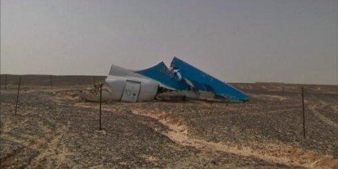 Ēģiptes aviokatastrofu organizējis grupējuma 'Sīnāja province' līderis