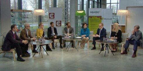 Diskusija par pirātismu Latvijā