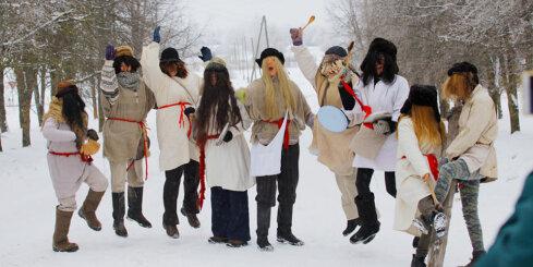 Nedēļas nogalē Ventspils novadā tiks svinēts masku tradīciju festivāls