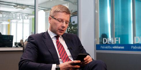 'Delfi TV ar Jāni Domburu': Nils Ušakovs – pilna intervija