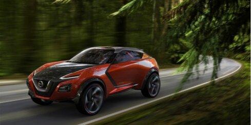 'Nissan Griz' – sportiska apvidnieka prototips