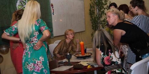 Atskats uz gada karstāko ezotērikas meistardarbnīcu 'Dzintara Latvija'