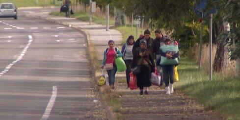 Nedēļas nogalē Austrijā ieradušies 20 000 imigrantu