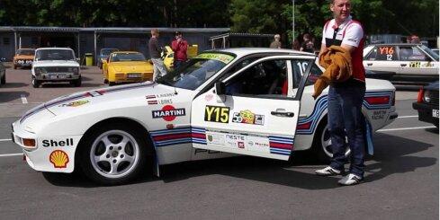 Kristaps un viņa 'Porsche 944' stāsts