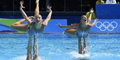 Синхронистки России выиграли золото в группах, у ватерполисток — бронза