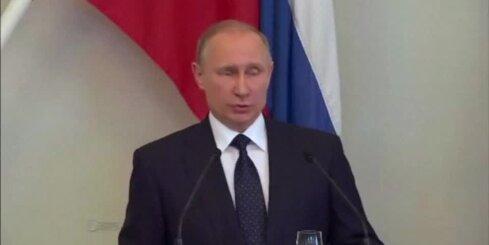 755 ASV diplomātiem jāatstāj Krievija, paziņo Putins