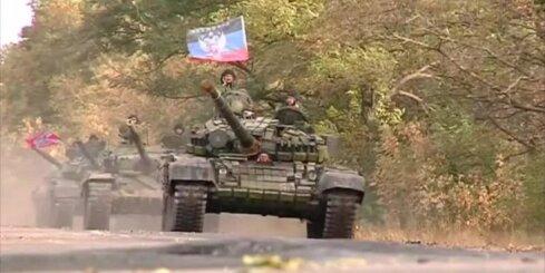Sankcijas neatcels, kamēr Krievijas militārā tehnika un karavīri atrodas Ukrainā, norāda vēstniece Daudze