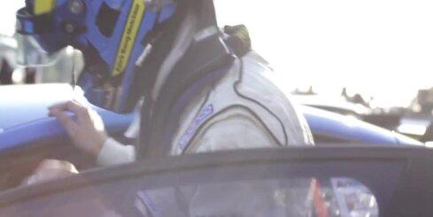 Zviedrijas Salonauto čempionāta 'Volvo' komanda