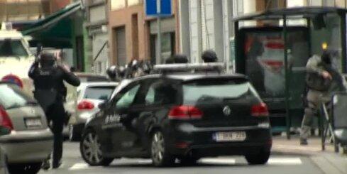 Parīzes terorista aizturēšana