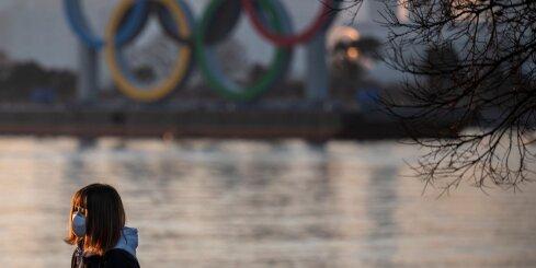 Japānas premjerministrs sola drošas olimpiskās un paralimpiskās spēles