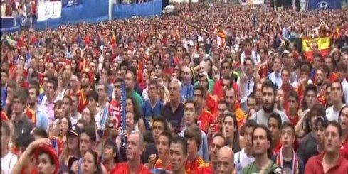 Čīles uzvara pārtrauc Spānijas dominanci pasaules futbolā