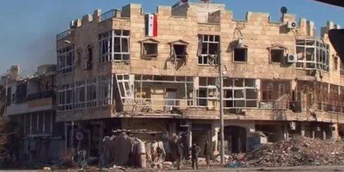 Lavrovs: Sīrija apturējusi uzbrukumu Alepo, lai ļautu evakuēties civilistiem