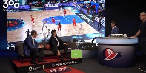 Treneris Zībarts analizē, kāpēc Latvijas basketbolistes zaudēja Pasaules kausā