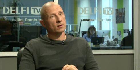 Jānis Bērziņš par 'Stendera' pārdošanu