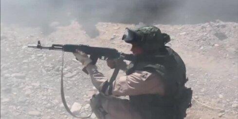 Krievijas armijas mācības Tadžikistānā