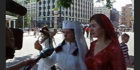 Интервью у невест 2