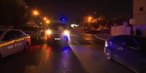 Нападение на посольство Израиля в Иордании: есть жертвы