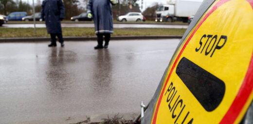 ДТП на трассе Рига — Бауска: движение полностью восстановлено